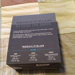 Beyond The Shave - Rodan + Fields